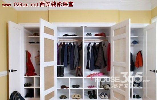 case10 整体壁橱衣帽间 卧室衣柜装修效果图 扩容卧室空间